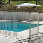vente de cloture piscine normes NFP 90-306