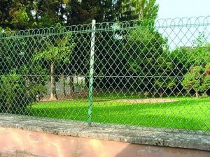 bordure parisienne vert