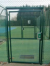 porte de tennis