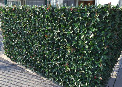 Feuillage artificiel pour clôture de jardin
