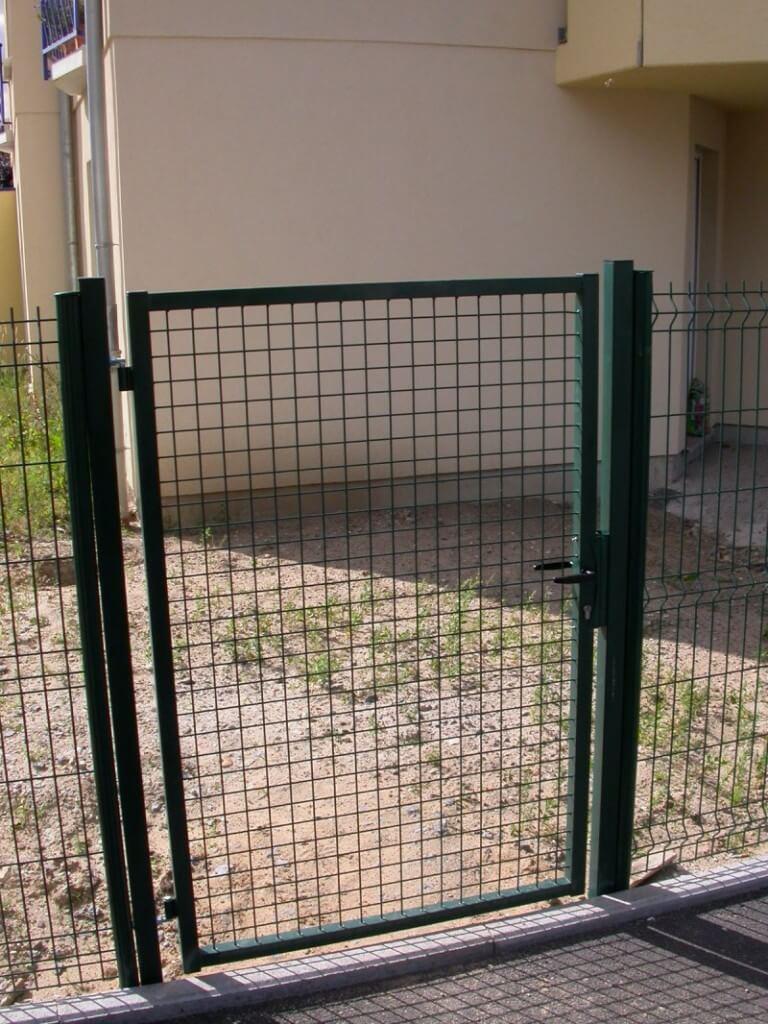 portail 2 vantaux